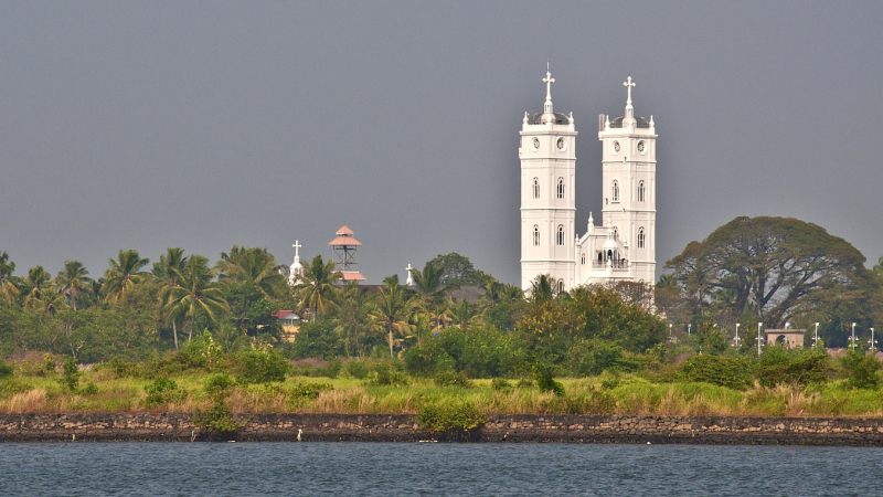 An expedition to Kerala